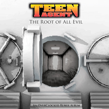 Teen Agent: The Root of All Evil OC ReMix album cover
